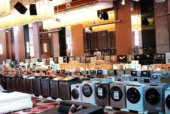 2020 05 29 012407 - 熱血採訪│台中海港城家電清倉特賣會,多種福利商品只有10天