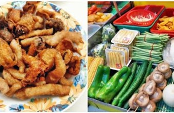 2020 06 19 161352 - 南屯鹹酥雞|榮壬鹹酥雞滷味~近百種炸物和滷味食材,選擇豐富的宵夜