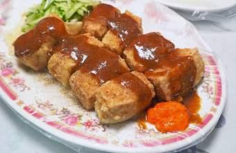 2020 06 26 152235 - 向上市場有心臭豆腐,香酥臭豆腐淋獨特醬料,濃厚對味!