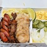 熱血採訪│大腸包鹹豬肉台中也吃得到,還有鹹豬肉香腸米腸餐盒,料超多每日限量,營業到凌晨一點