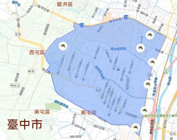 2020 08 15 110031 - 台中這兩區8月22日停水23小時,請民眾事先儲水做好準備
