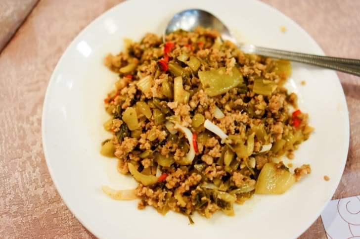 2020 08 18 081252 - 台北錦州街 人和園雲南菜 米其林必比登推薦之『滇味雲南菜』,老字號餐廳