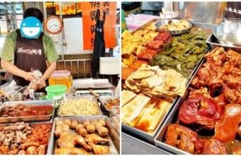 2020 09 17 154753 - 文心第一黃昏市場|快樂阿滷~菜市場裡的美味滷雞爪、鴨脖、滷味