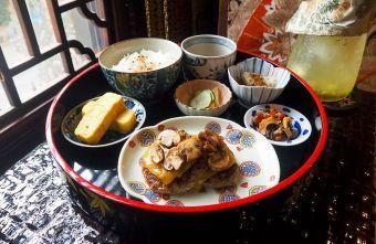 2020 09 27 223205 - 古風情懷日雜店,百花堂百貨行,日式生活美學氛圍下享用定食餐點~