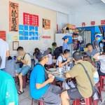每天只賣五小時!台中人氣臭豆腐,開攤不用半小時就座無虛席,還有紅茶與湯品無限享用!