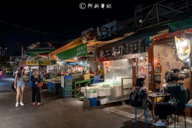 2020 10 01 175610 - 熱血採訪│藏在黃昏市場的無二壽司日式料理專賣!營業到深夜00:30,谷哥4.7高評價