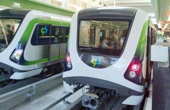 2020 10 13 161647 - 台中捷運搶先看!市政府站候車月台、車廂坐位、全線站名、票價、時刻表等,預計年底前試營運