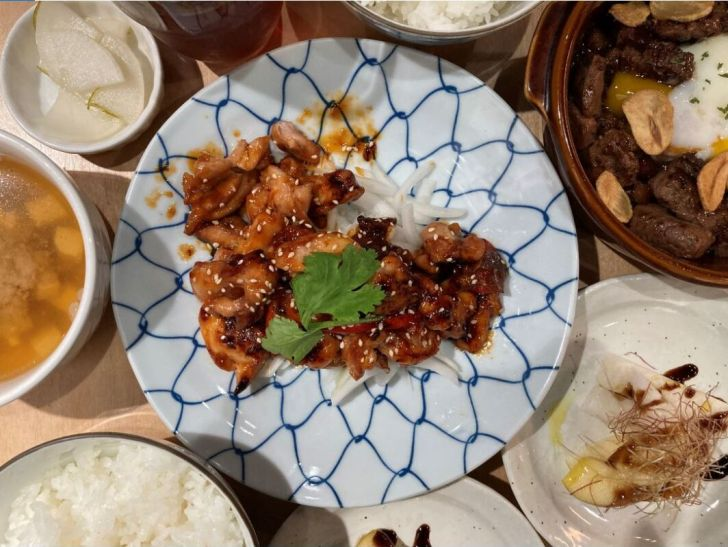 2020 11 15 212040 - 模範街美食 鄰近勤美誠品,隱身在模範街的美食好菜Küisine,台式家常菜、日式料理、南洋風味亞洲菜系一次滿足