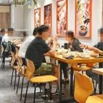熱血採訪│好評不斷的薈麵點再推新菜色,台中少見的沙茶麻醬麵這邊也吃的到,彩色麵疙瘩再推出兩種新口味啦