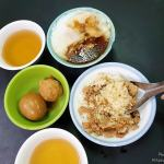 台中米糕:老嘉義碗粿米糕民生本店 近台中火車站美食