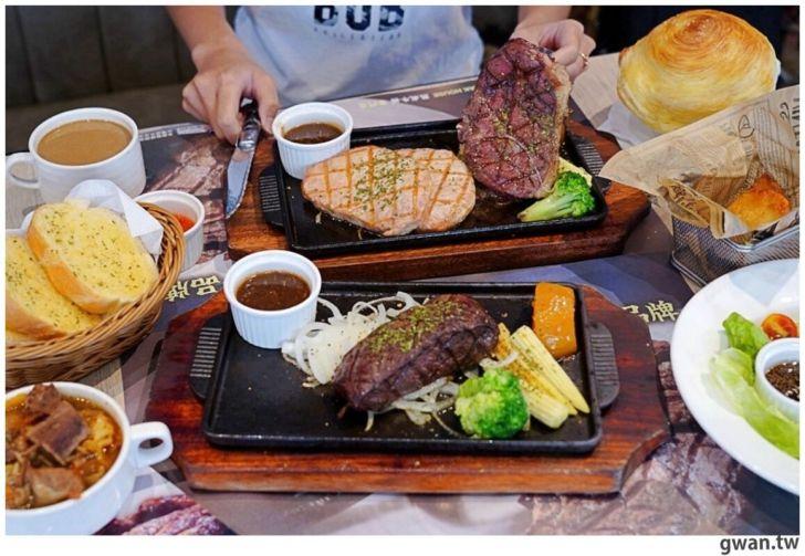 2020 12 13 123513 - 熱血採訪|台中霸氣牛排館,排餐最低290元起,滿滿牛肉塊羅宋湯免費喝到飽!