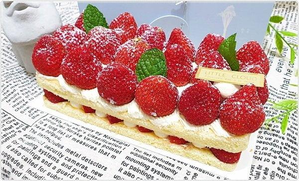 2020 12 17 211835 - 小雲朵甜點工作室搬家囉!季節限定,草莓樂園開賣了,沒預訂一樣吃不到