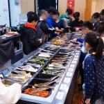 熱血採訪|台中韓式烤肉吃到飽!烤肉、熱湯、小菜任你吃最低只要369元,周年慶期間還免收服務費~