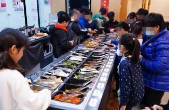 2021 01 03 235347 - 熱血採訪|台中韓式烤肉吃到飽!烤肉、熱湯、小菜任你吃最低只要369元,周年慶期間還免收服務費~
