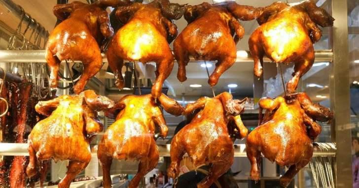 2021 01 08 135123 - 油亮油亮的醬油雞~海記醬油雞飯,雞肉滑嫩有醬香,還有供應免費雞湯可以喝~