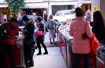 2021 01 09 020204 - 熱血採訪│今年天津路年貨大街取消了!台中襪子批發零售進駐!最低一件只要9元清倉