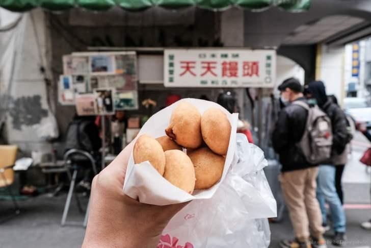 2021 01 18 094607 - 天天饅頭天天大排長龍,超涮嘴古早味紅豆饅頭,一顆5元吃不膩!