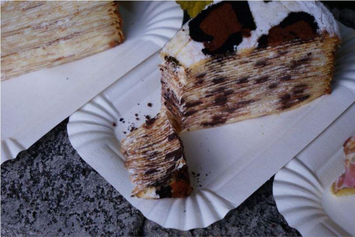 2021 01 20 154335 - 熱血採訪|台南人氣千層甜點狸小路逢甲新開幕!1月限定組合,6吋草莓巧克力蛋糕+長條原味初雪只要450元