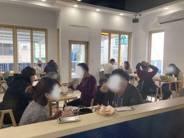 2021 01 29 000117 - 北區早午餐 鄰近中國醫懂滋咚吃早午餐,多種大份量韓式料理,就選部隊鍋當早餐吧!