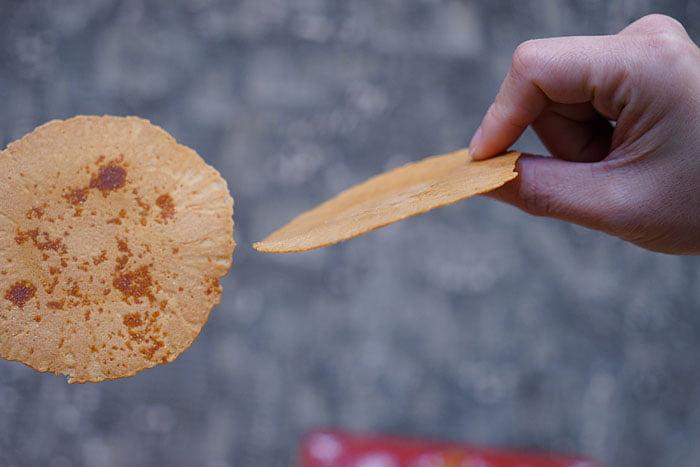 2021 01 29 155306 - 熱血採訪│台中首見烏魚子芥末餅!搶先快閃只有6天,吃的是氣味與新台幣的滋味