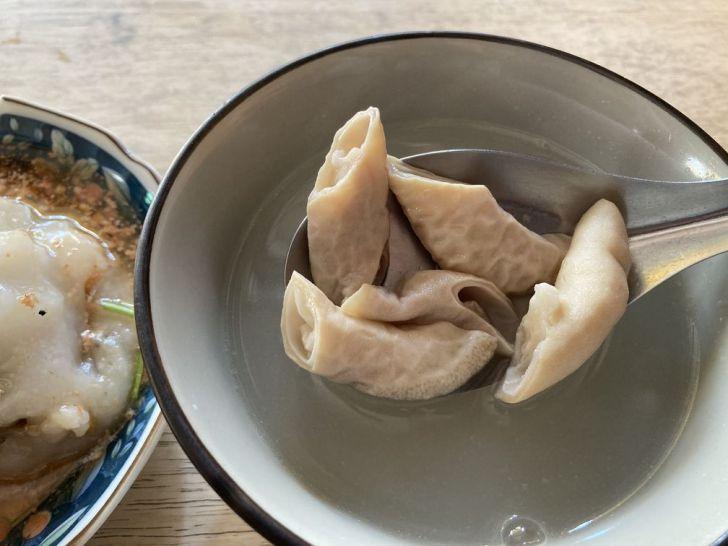 2021 01 31 145506 - 台南小吃|古早味小吃茂雄蝦仁肉圓,清蒸鮮蝦肉圓再淋上蝦醬整個超鮮甜!