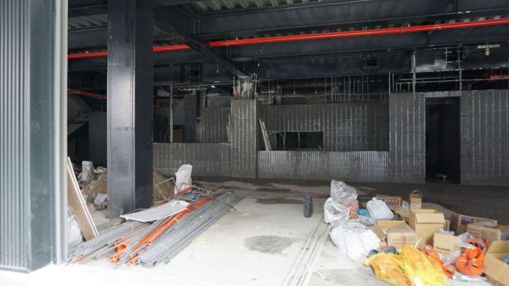 2021 03 20 030715 - 美村路上新地標德鑫時尚廣場,停車場已開始試營運,一樓大家最期待哪些店家進駐呢