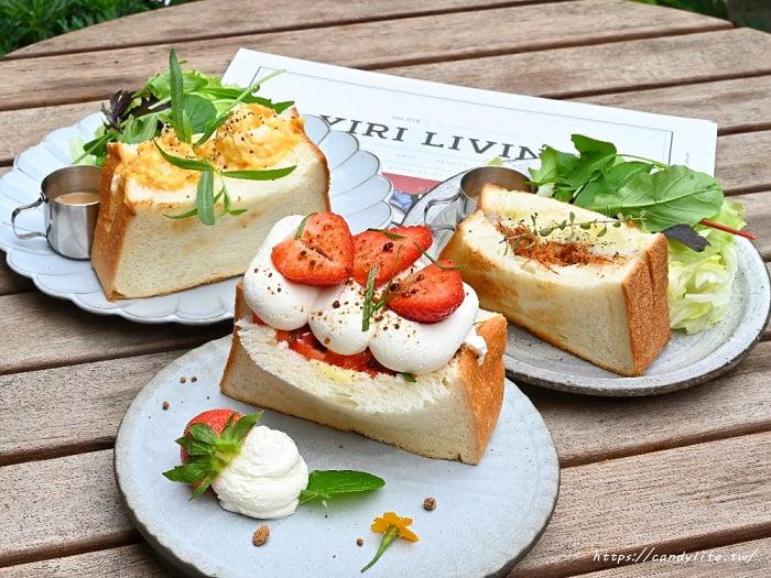 2021 03 30 112453 - 台中老宅早午餐,自製生吐司三明治,激推大湖草莓生乳三明治,每日限量超搶手!