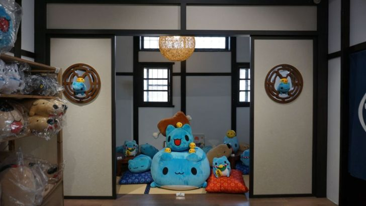 2021 03 31 015217 - 人氣貼圖咖波貓貓蟲佔領日式老宅,滿滿周邊商品還有大型公仔等你來合影~