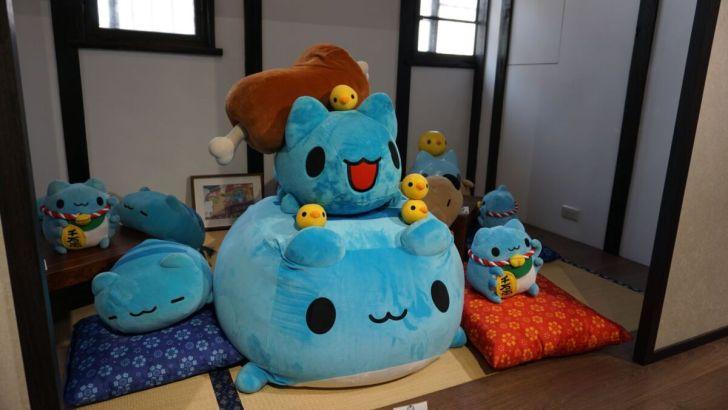 2021 03 31 015230 - 人氣貼圖咖波貓貓蟲佔領日式老宅,滿滿周邊商品還有大型公仔等你來合影~