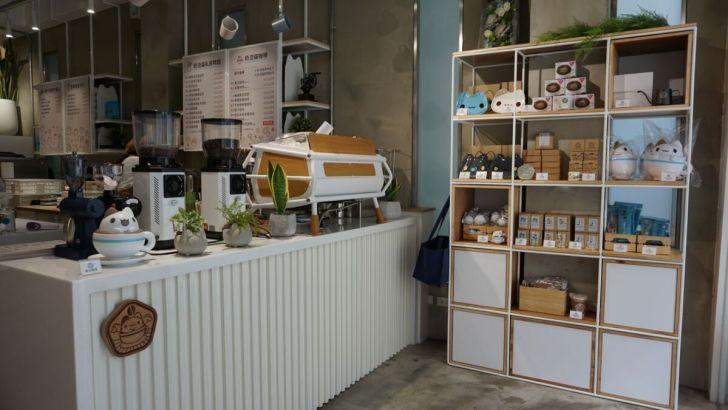2021 03 31 020113 - 透天白色奶泡貓咖啡館好好拍,咖波迷快來找奶泡貓一起喝下午茶!