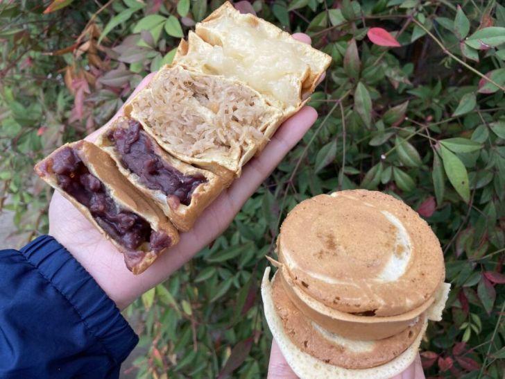 2021 03 31 220819 - 西屯市場古早味紅豆餅,薄皮餡多傳統老味道,價格親民1個5元超便宜