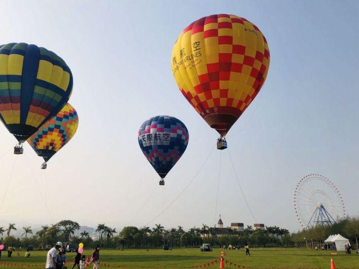 2021 04 02 232621 - 台中也有熱氣球!繽紛療癒好好拍,還可體驗熱氣球繫留,從天空俯視整座城市