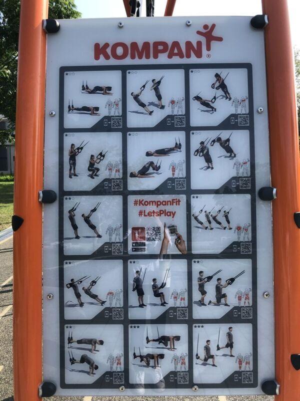 2021 04 17 155536 - 台中又有新公園啦!黎新公園超大圓形攀爬網,還有少見的無障礙盪鞦韆、戶外健身設施