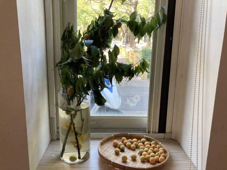 2021 04 19 133409 - 黎明新村人氣冰店花毛かき氷喫茶,少見的白酒枇杷優格日式刨冰,季節限定售完為止