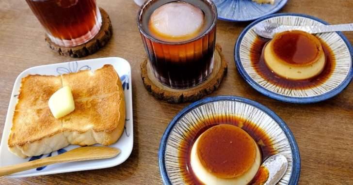 2021 04 27 222947 - 黎明新村福氣咖啡館,Fooki Coffee Roasters,老宅內醇厚冰滴咖啡配焦糖布丁~