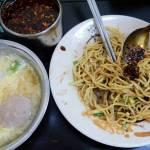 台中涼麵推薦|姜蘇涼麵,一中街24小時美食