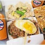 一個人也能吃泰式!經典泰式料理只要銅板價,就能吃飽吃滿,還有搭配熊貓、Uber eats外送!!