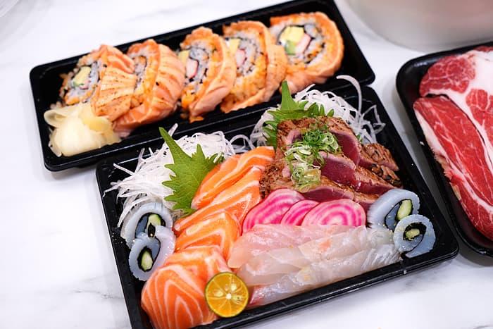 2021 06 08 105337 - 熱血採訪│日式料理來店外帶自取85折,即日起到6/14,每日30份暖心壽司給有需要的朋友