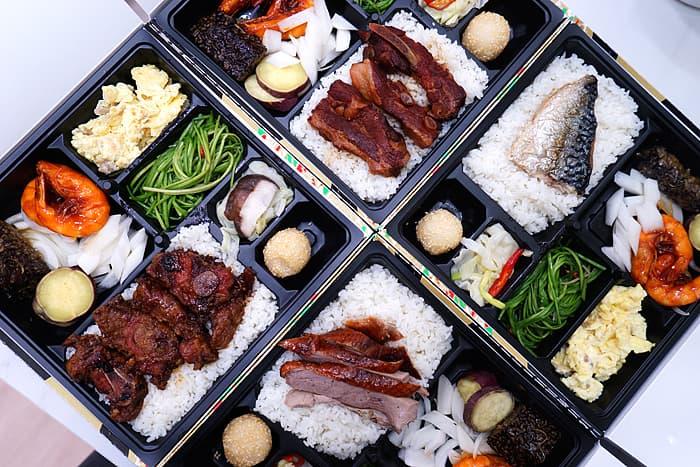 2021 06 14 094056 - 熱血採訪│台中這間燒鵝便當配菜多多還有附湯,雖然價格不便宜,卻常常很早就賣完