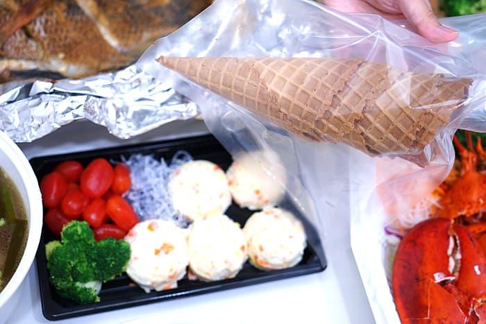 2021 06 16 161643 - 熱血採訪│台中這間海鮮餐廳重新開業太佛心!四菜一湯加購龍蝦與海鮮粥竟然只要1千元