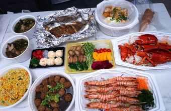 2021 06 16 161653 - 熱血採訪│台中這間海鮮餐廳重新開業太佛心!四菜一湯加購龍蝦與海鮮粥竟然只要1千元