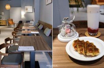 2021 07 13 002729 - 查壹茶|中科商圈咖啡館,在舒適空間裡享用可頌鬆餅
