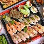 台中質感日式便當,料多味美,滿額再送焗烤生蠔~