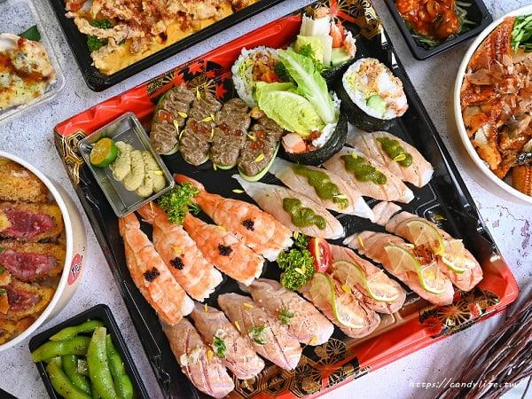 2021 07 26 170221 - 台中質感日式便當,料多味美,滿額再送焗烤生蠔~