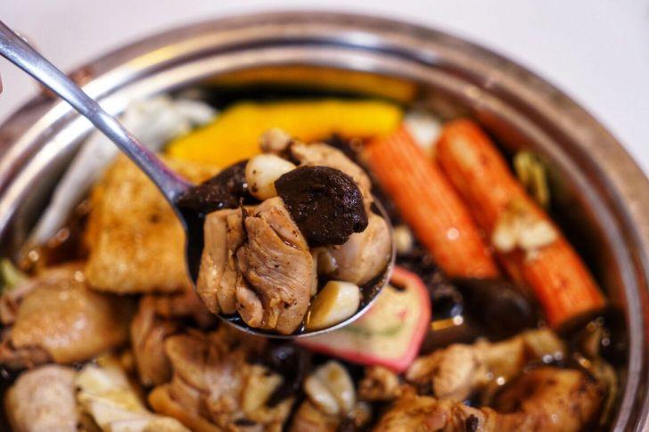2021 08 05 173607 - 熱血採訪 漢口阿官火鍋換成桂花樓平價鍋物,黑蒜頭雞肉鍋每日限量50鍋,飲料、爆米花、冰淇淋免費吃到飽