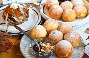 2021 09 06 102133 - 台中咖啡館推薦,近台中柳川水岸,不只咖啡好喝,還有超可愛的鬆餅球~