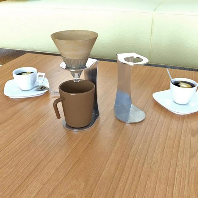 濾掛式咖啡架 for 臺展興業股份有限公司