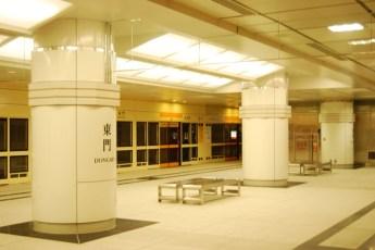 Dongmen Station, Taiwan