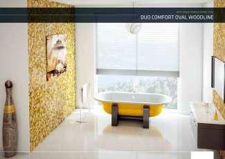 琺瑯鋼板浴缸 - 葡萄牙BLB經典獨立浴缸