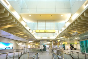 Kaohsiung International Airport Station, Taiwan